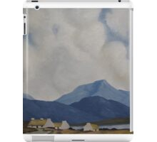 Connemara 1 iPad Case/Skin