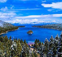 Lake Tahoe By Brandon McClintock by BrandonMcClinto