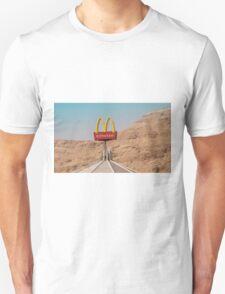 McDonalds-On-Sea Unisex T-Shirt