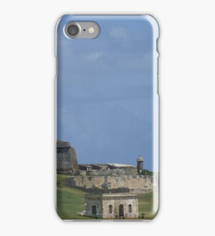 san juan puerto rico iPhone Case/Skin