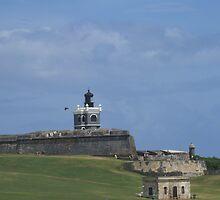 san juan puerto rico by Maureen Zaharie