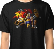 Shaq Fu (Genesis Title Screen) Classic T-Shirt