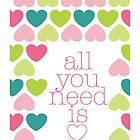 All you need is love by s3xyglass3s