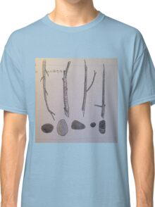sticks and stones Classic T-Shirt