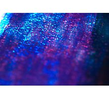 layers of color - two Photographic Print