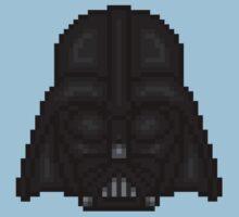Darth Vader Pixel Kids Clothes