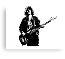 John Paul Jones Led Zeppelin Canvas Print