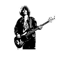 John Paul Jones Led Zeppelin Photographic Print