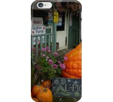 You Have a Big Pumpkin iPhone Case/Skin