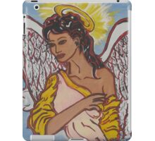 my lovely nubian angel iPad Case/Skin