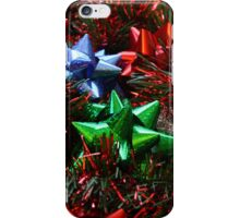 Christmas Bows iPhone Case/Skin
