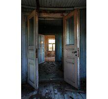 22.10.2014: Silent Oblivion Photographic Print