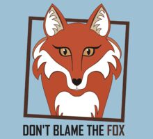 DON'T BLAME THE FOX Kids Clothes