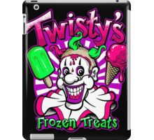 Twisty's Frozen Treats iPad Case/Skin