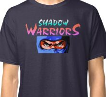 Shadow Warriors (NES) Classic T-Shirt