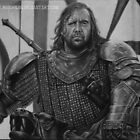 The Hound - Sandor Clegane by robdolbs