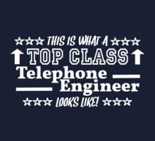 This Is What A Top Class TELEPHONE ENGINEER Looks Like! by Chimpocalypse