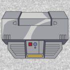 Megatron 'chestbot' by Dave Brogden