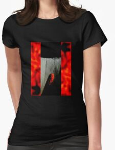 BROKEN/FRAGILE - ORIGINAL PHOTOGRAPHY Womens Fitted T-Shirt