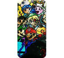 Super Smash Bros iPhone Case/Skin