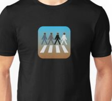 There's an app for that Abbey Road Unisex T-Shirt