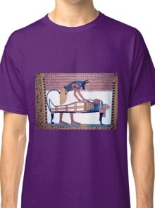 Tombs of the Nobles, Egypt  Classic T-Shirt
