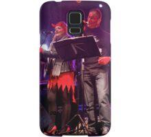 Live Music  - Haloween 2012, Derry  Samsung Galaxy Case/Skin