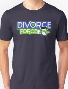 Ross, The Divorce Force - Friends T-Shirt