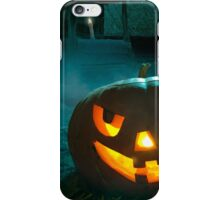 Pumpkin has a better idea.  iPhone Case/Skin