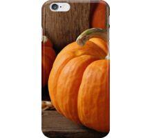 Pumpkinz iPhone Case/Skin