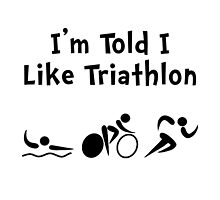 Baby Likes Triathlon by TheBestStore