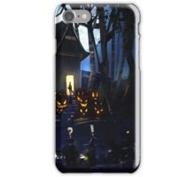 Tonight is a good night to creep iPhone Case/Skin
