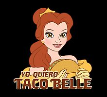 Taco Belle by Ellador