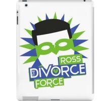 Ross, The Divorce Force - Friends iPad Case/Skin