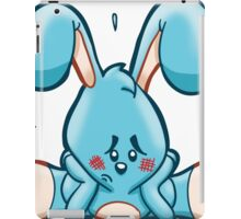 HeinyR- Sad Bunny iPad Case/Skin