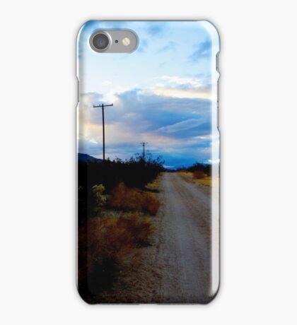 Joshua Tree Park iPhone Case/Skin