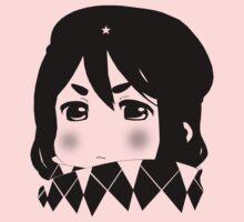 Mugi Revolution (Black Stencil) One Piece - Long Sleeve