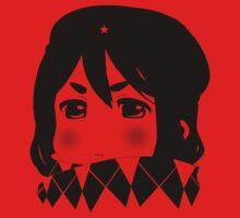 Mugi Revolution (Black Stencil) by EpcotServo