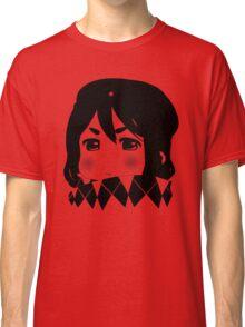 Mugi Revolution (Black Stencil) Classic T-Shirt
