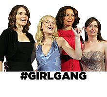 SNL Girl Gang's All Here Photographic Print
