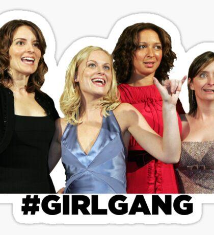 SNL Girl Gang's All Here Sticker