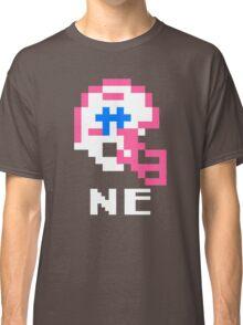 Tecmo Bowl, Tecmo Super Bowl, Tecmo Bowl Shirt, Tecmo Bowl T-shirt, Tecmo Bowl Helmet, NE Helmet, NE Classic T-Shirt