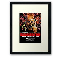 Say You Love Satan 80s Horror Podcast - From Beyond Framed Print