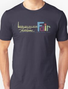 Let's go to the Fair! T-Shirt