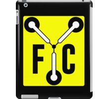 F C Flux iPad Case/Skin