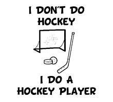 Do A Hockey Player by TheBestStore
