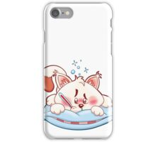 HeinyR- Poorly Cat iPhone Case/Skin