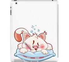 HeinyR- Poorly Cat iPad Case/Skin