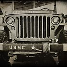 Military Jeep by Kadwell