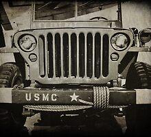 Military Jeep by Kadwell